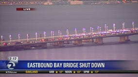 Police activity shuts down EB Bay Bridge