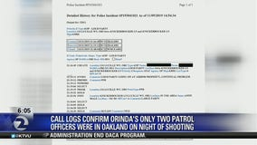 Orinda call logs show no officers in city during Halloween shooting