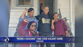 Moms 4 Housing group 'reclaims' vacant investor-owned Oakland home