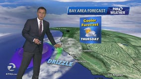 Cooler toward the end of the week