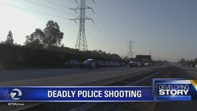 San Jose police shoot, kill passenger during traffic stop on Highway 85