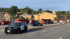 Chemical spill at Tam High pool prompts shelter in place