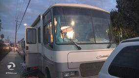 Frustration mounting over RVs parked on Tully Road in San Jose