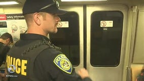 Increased security following homicide on BART train