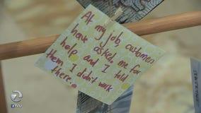 PostSecret presentation promotes mental health and addiction services in North Bay