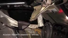 Deputies help free hungry bear trapped inside car in Lake Tahoe