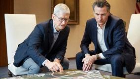Apple pledges $2.5B to address California housing crisis