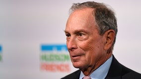 Mike Bloomberg makes 1st campaign visit to CA, stops in SF