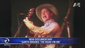 Garth Brooks has a new documentary