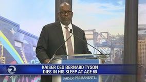 Kaiser Permanente CEO Bernard Tyson dies at age 60