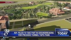 Tunnel Tops Park in the Presidio