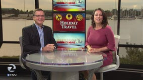 Travel tips during the holidays