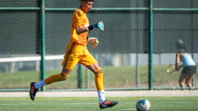 San Jose Earthquakes sign 14-year-old goalkeeper to professional contract