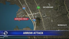 Victims in Richmond arrow attack remain hospitalized