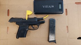 Three suspects arrested on weapons charges in San Bruno
