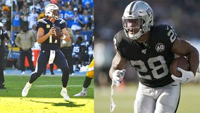 Thursday Night Football on FOX: Chargers at Raiders
