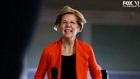 Elizabeth Warren opens Oakland campaign office