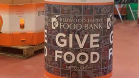 Food bank activates emergency donations after fire and power shutoffs