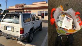 Instead of having homeless veteran's car towed, deputies help get it repaired for free