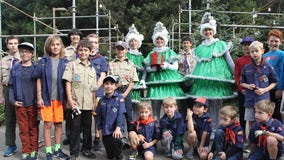 Piedmont Boy Scout Christmas tree lot returns for 50th year