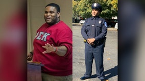 Virginia man loses 176 pounds to join police department