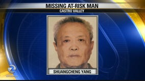 Authorities searching for missing 66-year-old Castro Valley man