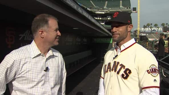 One-on-one with SF Giants manager Gabe Kapler