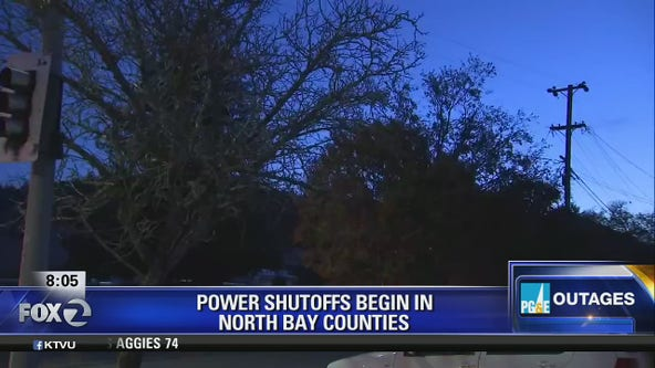 PG&E says it may restore power Thursday after scaled-back outage