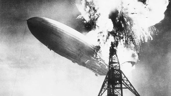Last remaining survivor of the Hindenburg disaster dies at age 90
