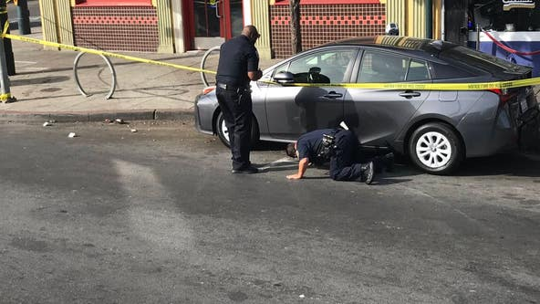 Police investigate shooting in San Francisco that left 1 injured