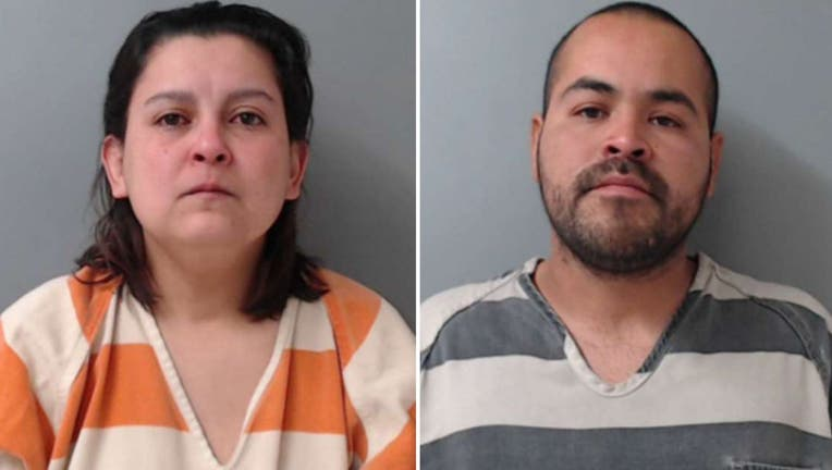 Monica Dominguez and Zavala Loredo couldn't be charged with murder because the state of Rebecka's remains prevented investigators from determining a cause of death, a defense attorney said. (Webb County Sheriff's Office)