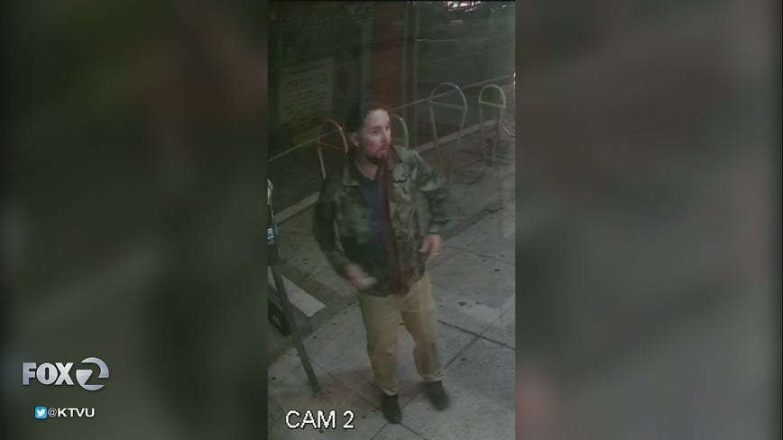Vandals repeatedly target San Francisco ice cream shop