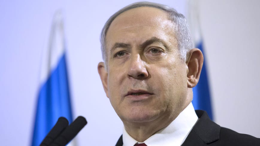 Israel Prime Minister Benjamin Netanyahu charged with fraud, breach of trust and bribery