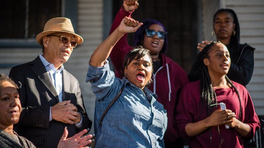 Moms 4 Housing among Oakland's black history honorees