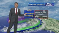 WEATHER FORECAST: Rainy weekend ahead