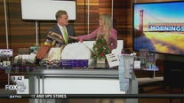 Sadie Murray talks about holiday gift-giving on 'Mornings on 2'