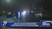 Man, 35, killed in Antioch