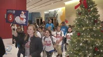 Levi's Stadium transforms into 'Niners Land' for holiday event