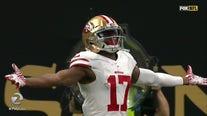Jason Appelbaum recaps 49ers victory over Saints
