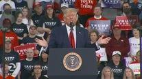Democrats announce articles of impeachment against President Trump