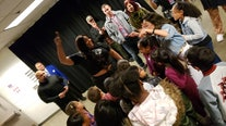 Lizzo invites East Bay 2nd graders backstage at San Jose concert