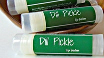'Smells just like pickles!': Pickle-flavored lip balm might be 2019's best holiday stocking stuffer