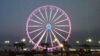 Golden Gate Park getting giant Ferris wheel for 150th anniversary