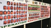 124 arrested by Polk County detectives during 'Operation Santa's Naughty List'