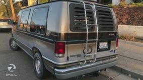 Van with supplies for homeless stolen in Oakland