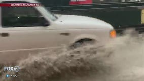 Flooding shuts Muni service for several hours, heavy rains to blame