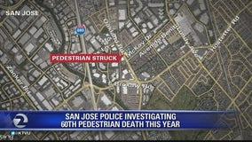 63-year-old woman killed in San Jose