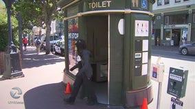 SF steps up efforts to pressure wash poop off sidewalks