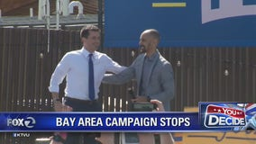 Booker, Buttigieg next up to make Bay Area campaign stops