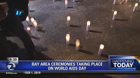 Bay Area observes World AIDS Day